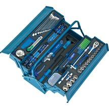 HEYTEC Werkzeugkasten komplett bestückt