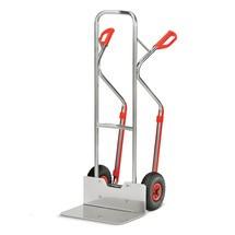 Hliníkový stohovací vozík fetra®