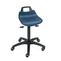 Hocker Premium, PU-Sitz