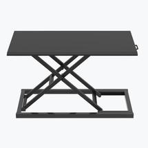 Höhenverstellbarer Schreibtischaufsatz BASIC