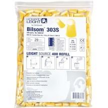 HONEYWELL Gehörschutzstöpsel Bilsom 303S, EN 352-2 SNR 33 dB Nachfüllpack 200 Paar / Pack, Gr. S