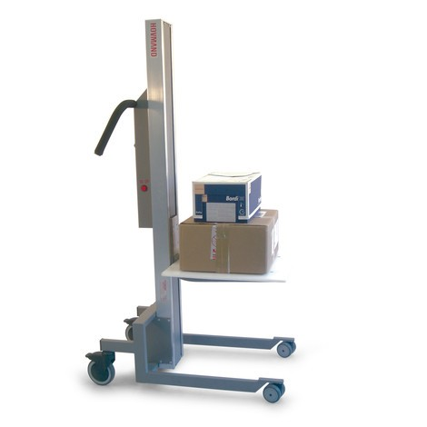 HOVMAND lifter with plastic platform