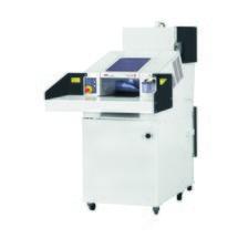 HSM Schredder-Pressen-Kombigerät Powerline SP 4040 V