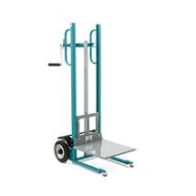 Hubkarre Ameise® mit Plattform, Tragkraft 150 kg