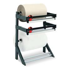 Hüdig + Rocholz Doppel-Schneidständer, Rollengewicht max. 150 kg