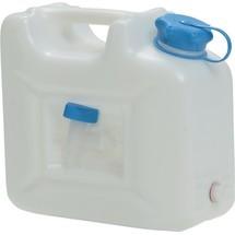 HÜNERSDORFF Wasserkanister, mit Auslaufhahn