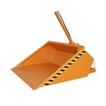 Hydraulická lopata pro vysokozdvižný vozík, lakovaná, objem 0,7 m³