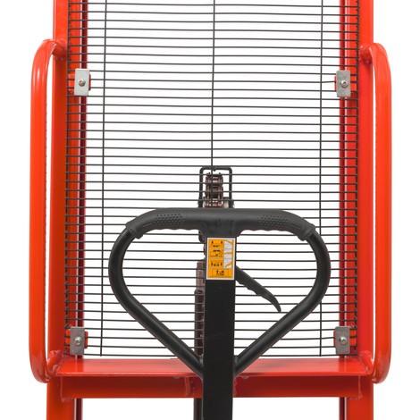 Hydrauliczny wózek podnośnikowy BASIC zmasztem pojedynczym