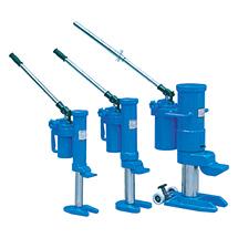Hydraulik-Maschinenheber. Tragkraft bis 25.000 kg