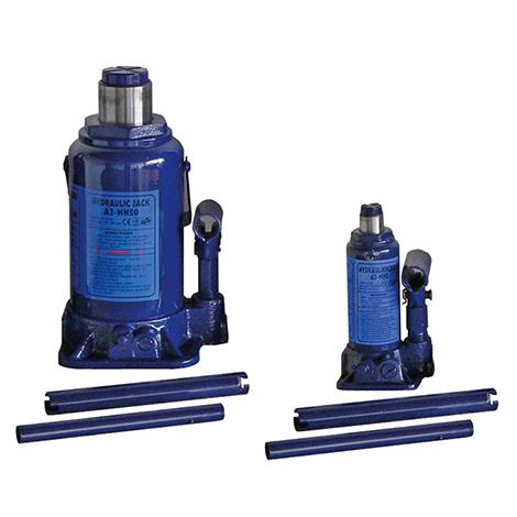 Hydraulik-Stempelheber. Tragkraft bis 20.000kg