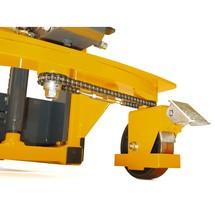 Hydraulische stapelaar Ameise® met automatische snelhef