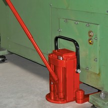 Hydraulischer Heber, vertikal einsetzbar