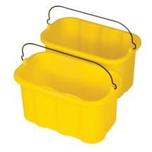 Hygienické nosiče pro čištění vozíků
