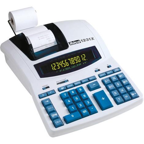 ibico® Tischrechner Professionell 1231 X