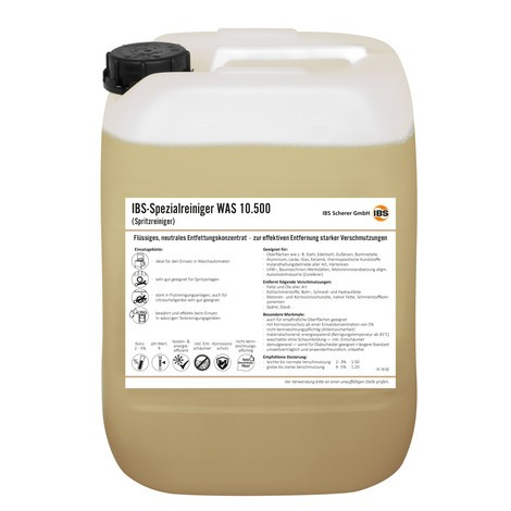 IBS sprejový čistič WASS 10.500
