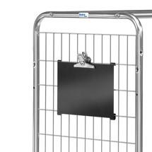 Identifikační tabule pro sběrný vozík fetra®