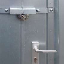 Inbraakbeveiliging EBS voor SC- en SGL-containers