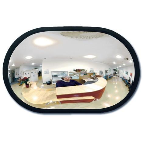 INDOOR wide-angle mirror