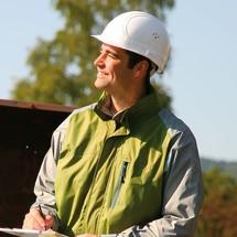 Industrie-Schutzhelm Basic 4-Punkt, DIN EN 397
