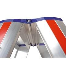 Industrie-Stufenleiter HYMER Premium, 1-seitig