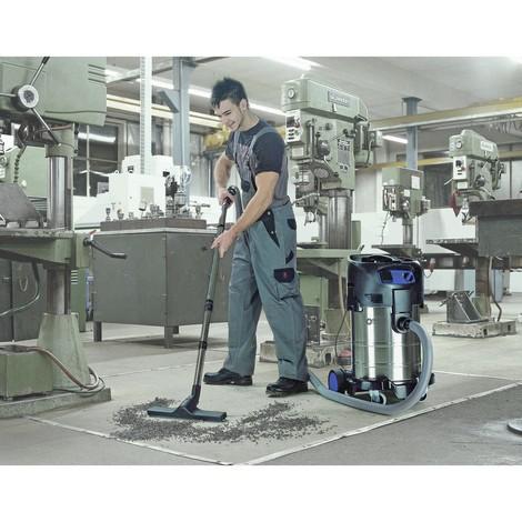 Industriële stofzuiger Nilfisk® ATTIX 40-01 PC Inox, nat + droog, 1.500 W