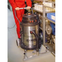 Industriesauger CARRERA® 70.02 S, Kippfahrgestell, 2.160 W