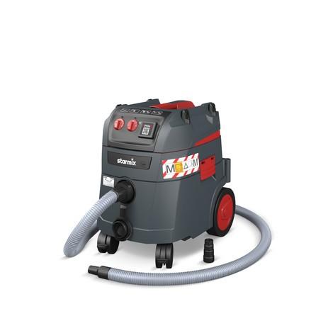 Industriesauger starmix iPulse, Staubklasse M, 1.600 W