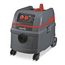 Industriesauger starmix® Profi, Handwerk, nass + trocken, 1.400 W