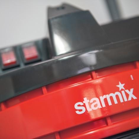 Industriesauger starmix® Profi, nass + trocken, 1.600 W
