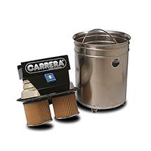 Industriestaubsauger CARRERA® mit Späne-Separierer. Nass + trocken, 2000  Watt