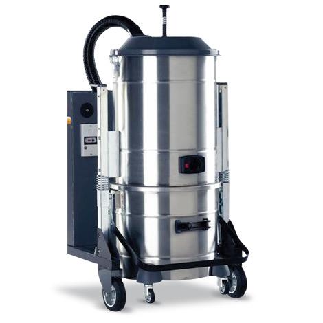 Industriestaubsauger CARRERA® Profi. Nass + trocken, 5500  Watt