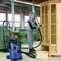 Industriestaubsauger Nilfisk ATTIX 30-11 PC. Nass + trocken, 1500 Watt