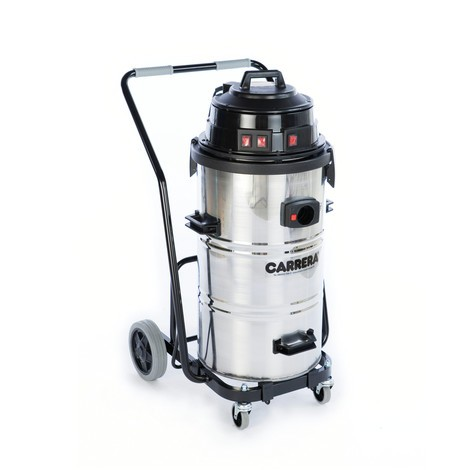 Industristøvsuger CARRERA® 90.03 K, vipbart chassis, våd + tør, 3.240 W
