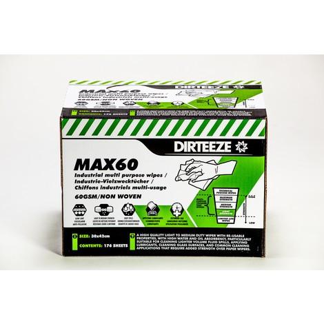 Industrivåtservetter MAX60