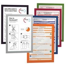 Info-Rahmen DURABLE DURAFRAME®, selbstklebend