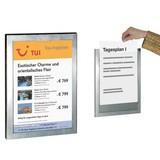 Info-/Werbeträger für Einzelblätter