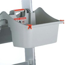 Inhangbox voor gereedschap voor trapladder ZARGES