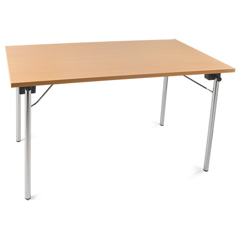 Inklapbare tafel premium frame zilverkleurig onderste for Inklapbare tafel