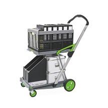 Inklapbare transportwagen CLAX