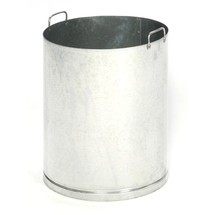 Inner liner for VAR® ashtray/waste bin combination, stainless steel