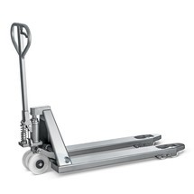INOX PRO ušlechtilá ocel|nerezová ocel paletový vozík