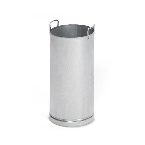 Invändig insats för golvaskkopp VAR®, Basic, galvanis