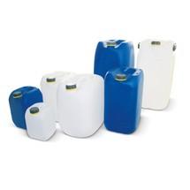 Jerrycan van polyethyleen, 5 tot 60 l