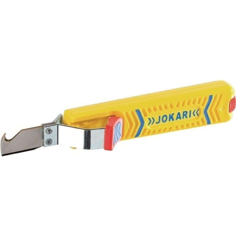 JOKARI Abisoliermesser Nr. 28 H Secura, mit Hakenklinge