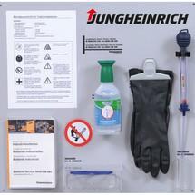 Jungheinrich Batteriepflegewand