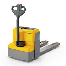 Jungheinrich EJE M13 electric pallet truck, capacity 1300 kg, Lithium-ion