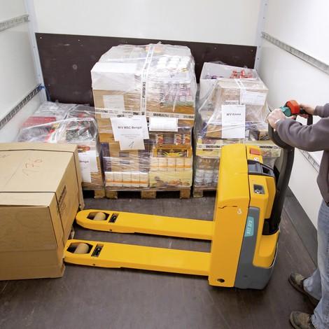 Jungheinrich powered pallet truck EJE 116