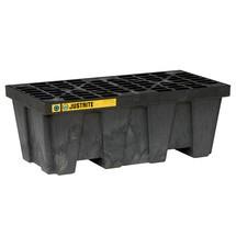 Justrite® Auffangwanne, aus 100 % Recycling-Kunststoff
