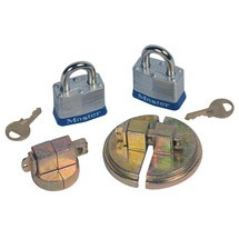 Justrite Barrel Lock Set van 2