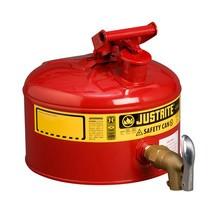 Justrite - Contenitore dosatore di sicurezza